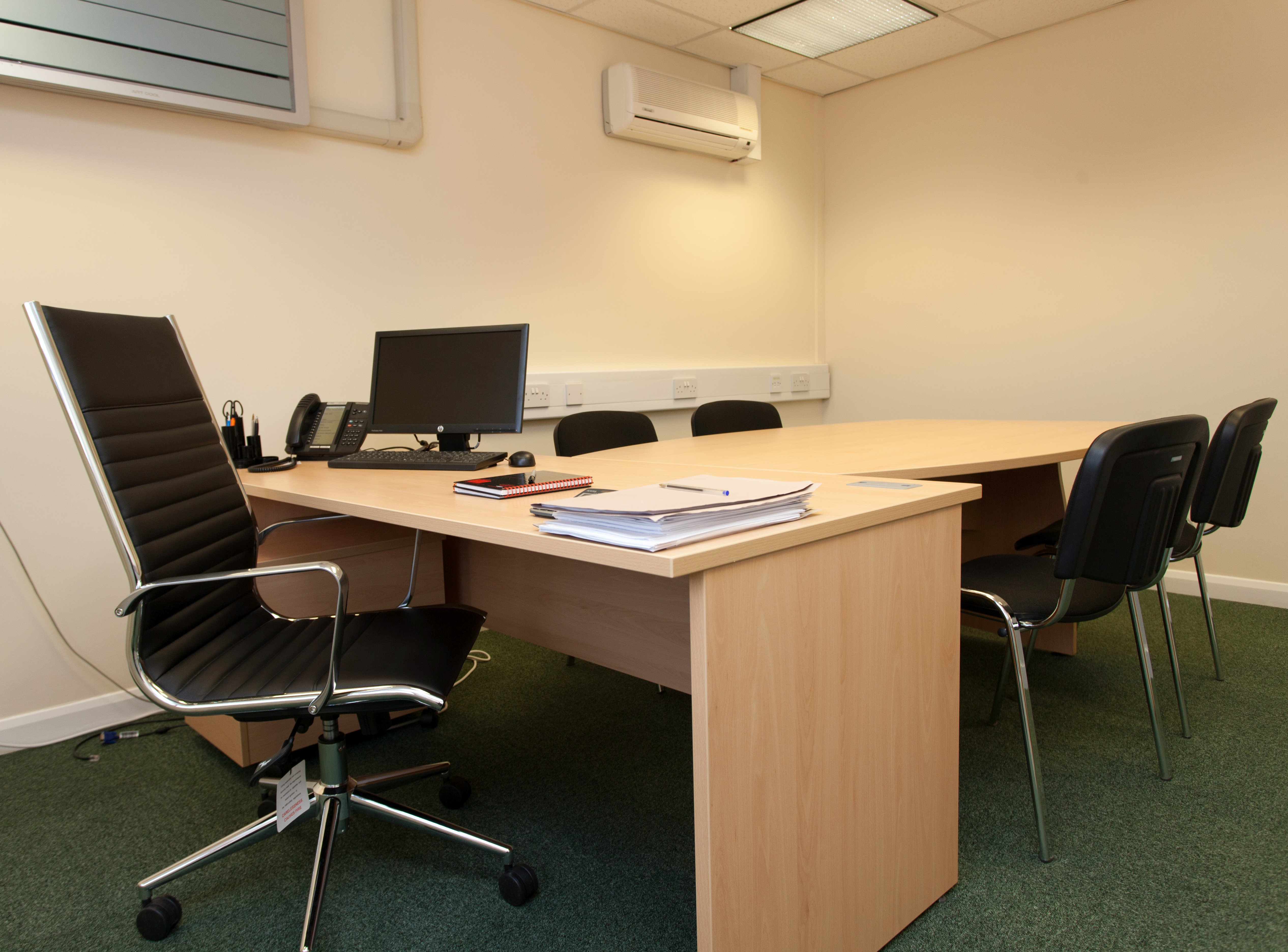 New Office Furniture For House Builders Cornwall Hq Md