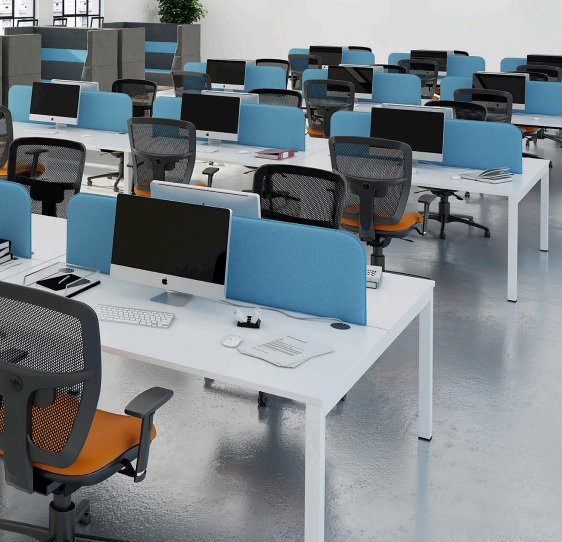 Advantages Of An Open Plan Office Layout MD Interiors Devon Cool Devon Office Furniture Creative