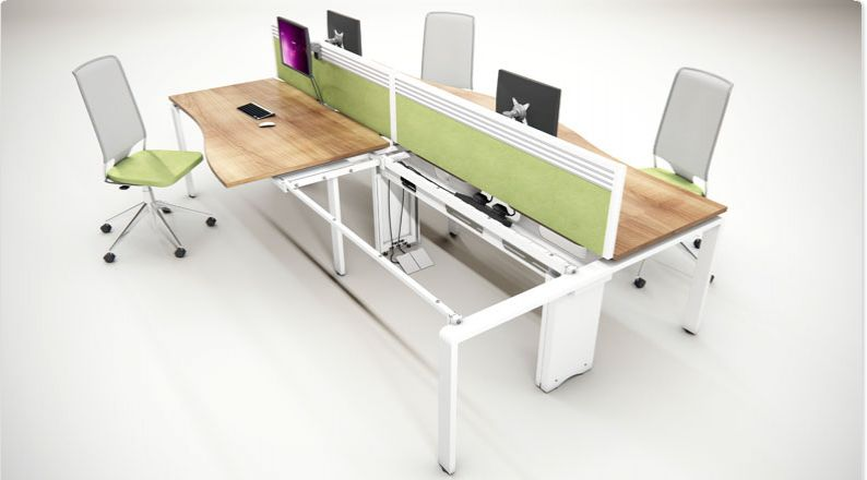 Aura Bench Office Furniture A Modern Clic